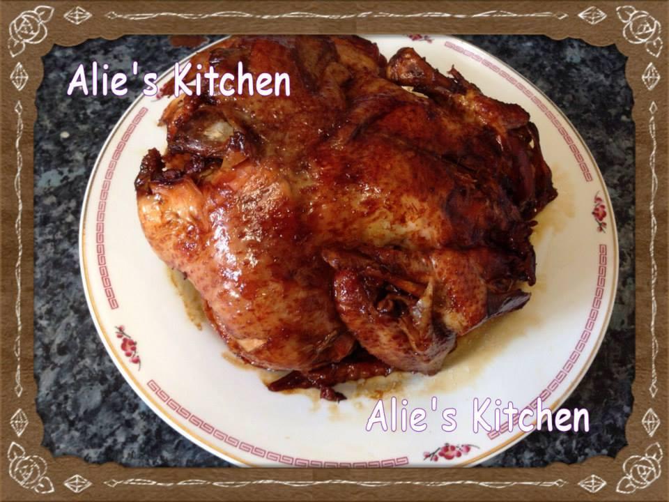 soya chicken