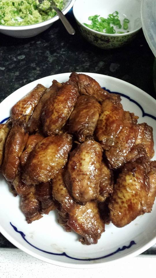 Soya chicken Wings - Theresa Ka Wai Mok 1