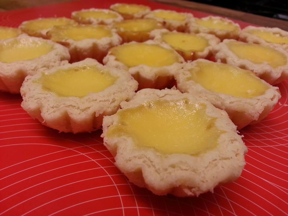 betty Egg Tart