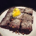 White chocolate chip brownies by Carmen 96